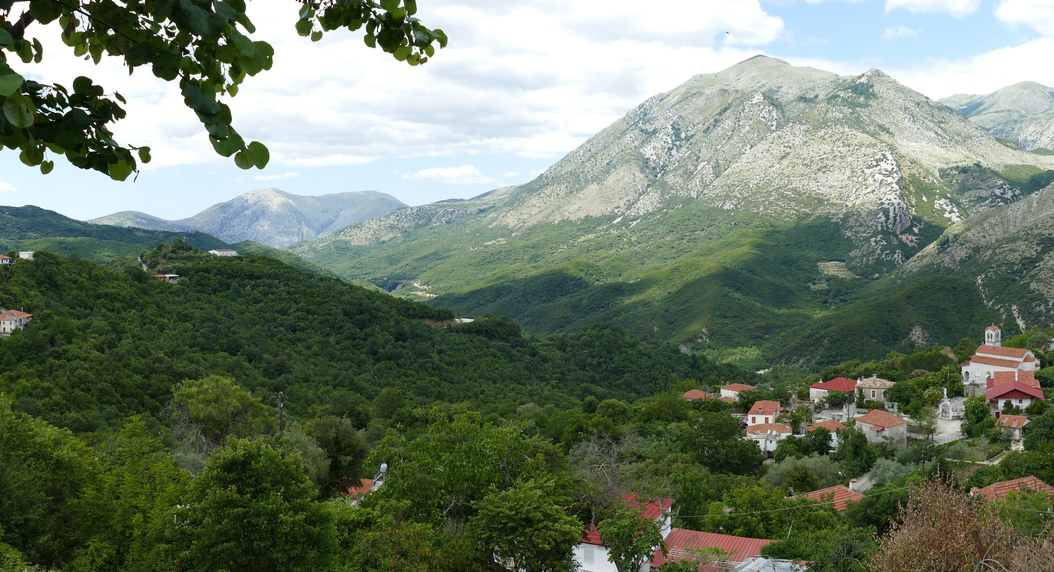 EPIRUS REGION  – Improvement of sections in the provincial network of D. Filiaton & D. Souli